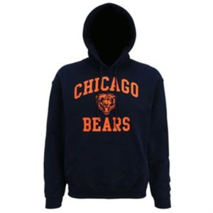 Chicago Bears large graphic hoodie Vignette