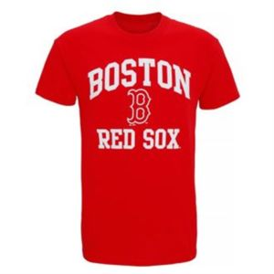 Boston Red Sox large graphic t-shirt Vignette