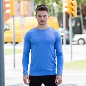 Feel good long sleeved stretch t-shirt Vignette