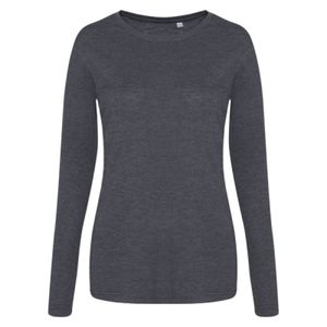 Girlie triblend T long sleeve Vignette