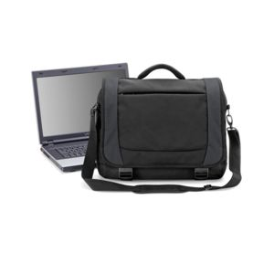 Tungsten Laptop Briefcase Vignette
