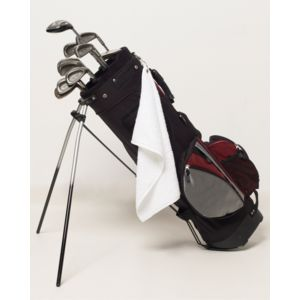 Golf Towel Vignette