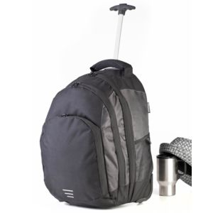 Shugon Carrara II Trolly Backpack Vignette
